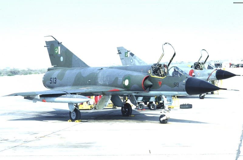 A3-13 in Pakistani Service