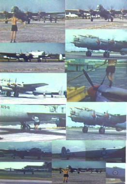 1 Squadron RAAF Lincolns